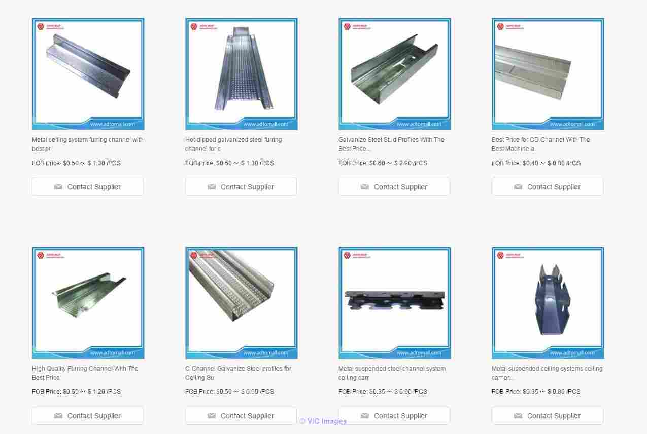 Professional Factory For Steel Profiles,Galvanized Steel Channel! Toronto - GTA, Ontario Annonces Classées