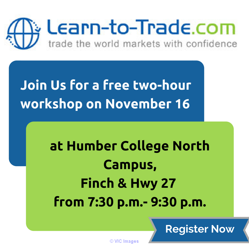 Free 2 Hours Trading Workshop Toronto - GTA, Ontario Classifieds