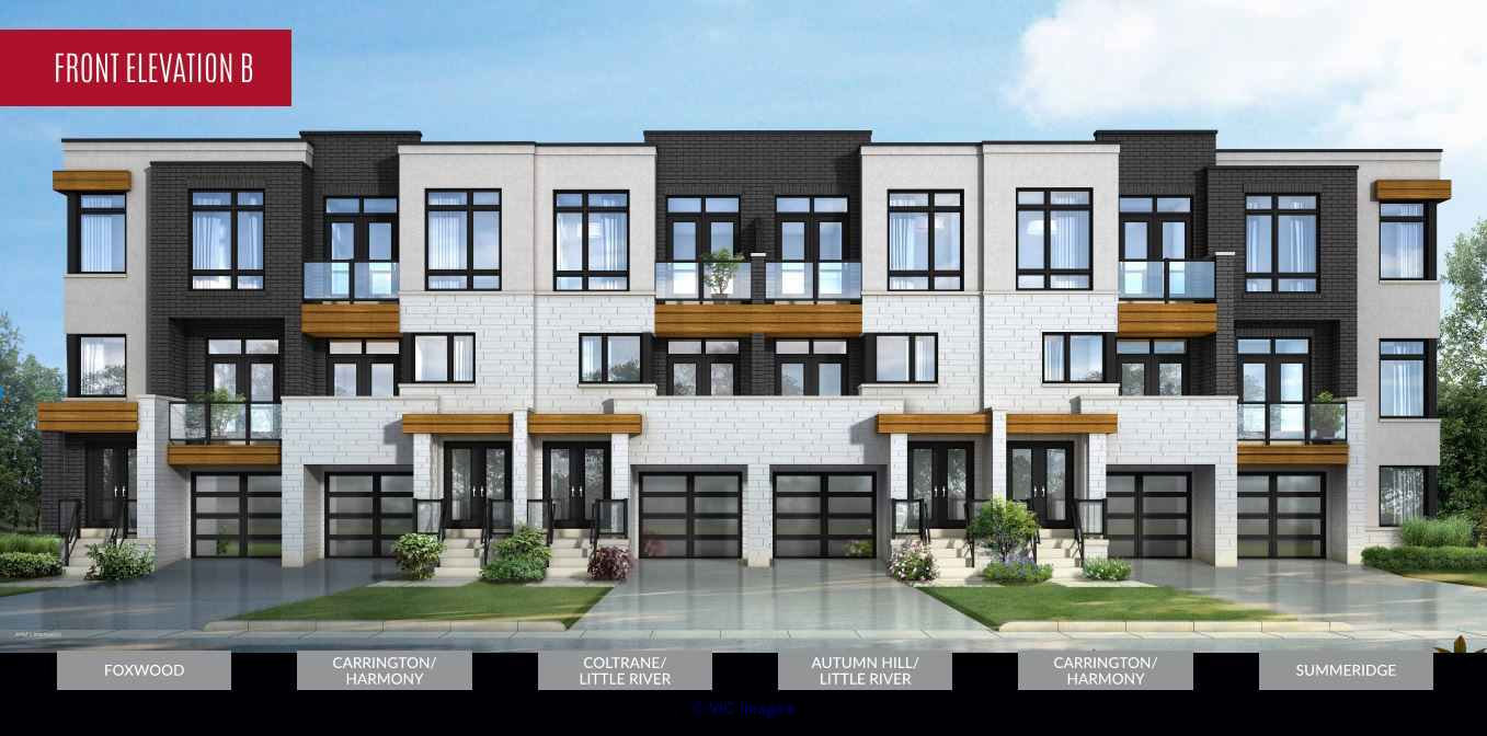 Exclusive Brand New Luxury Freehold Townhome Lebovic Campus Toronto - GTA, Ontario Classifieds