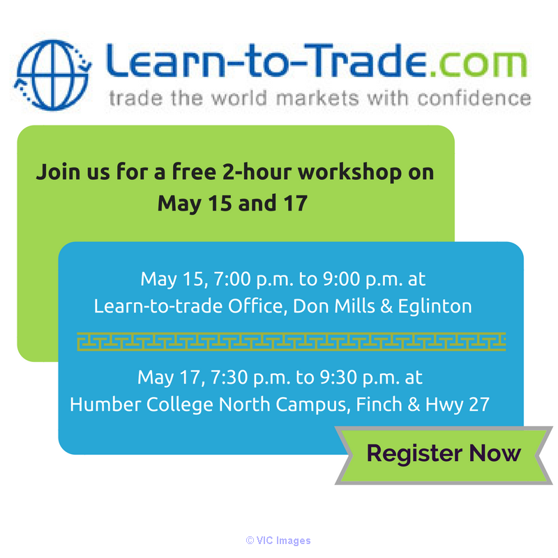 Don't Miss the Chance! Register Now for Free Trading Workshop toronto