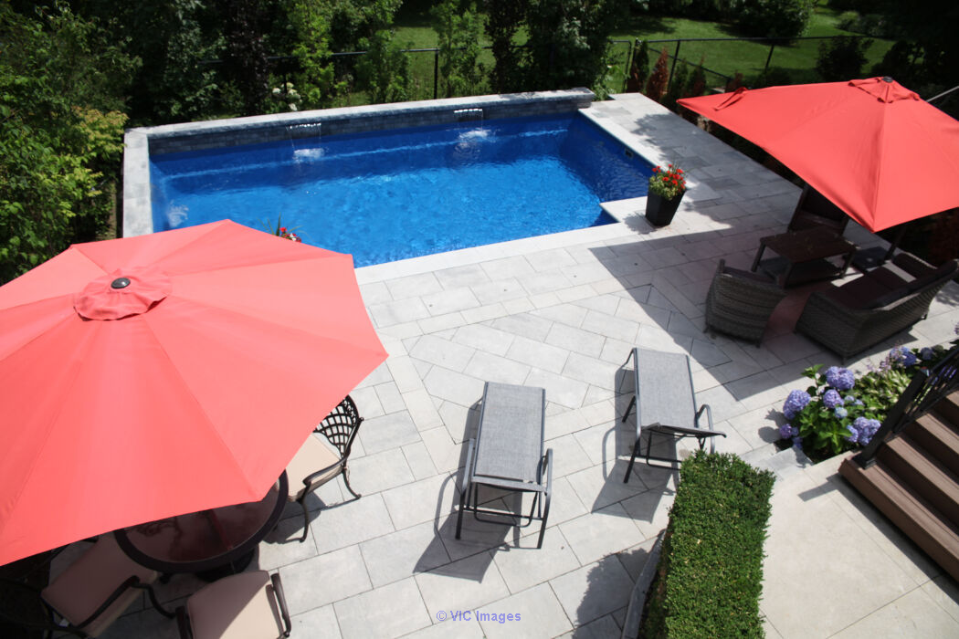 Toronto Fiberglass Pool Installation - Multibobcat Services Ltd. toronto