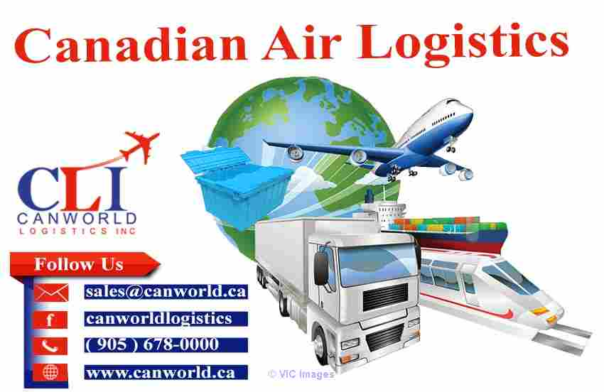 Logistics Company Air toronto