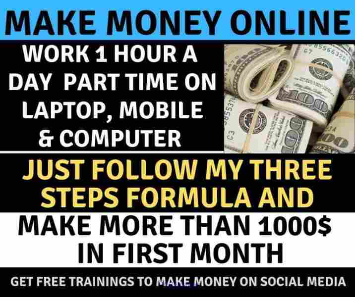 🔥Earn $50 per day or more using Facebook and any other social media🔥