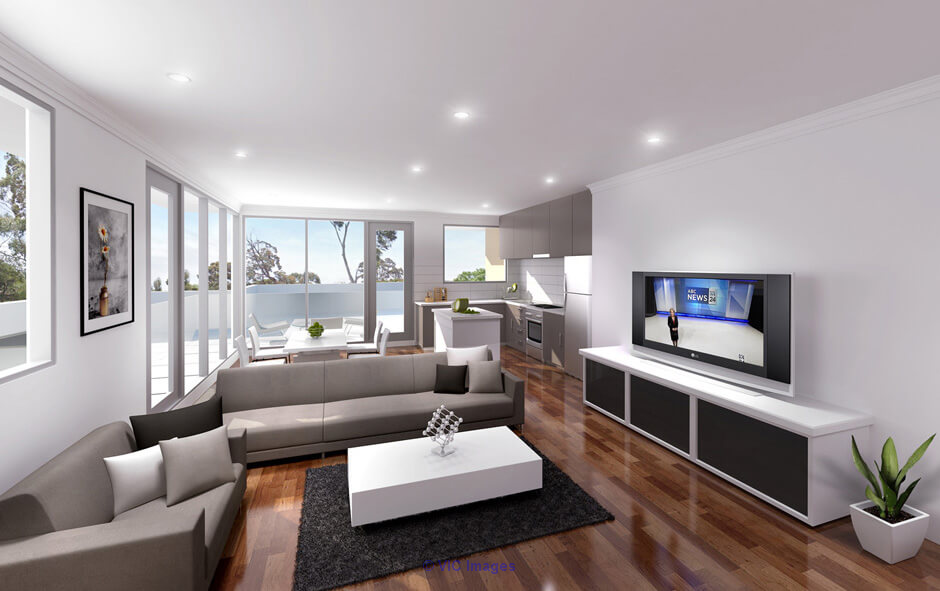 3D Architectural Rendering Services From Experts in Canada