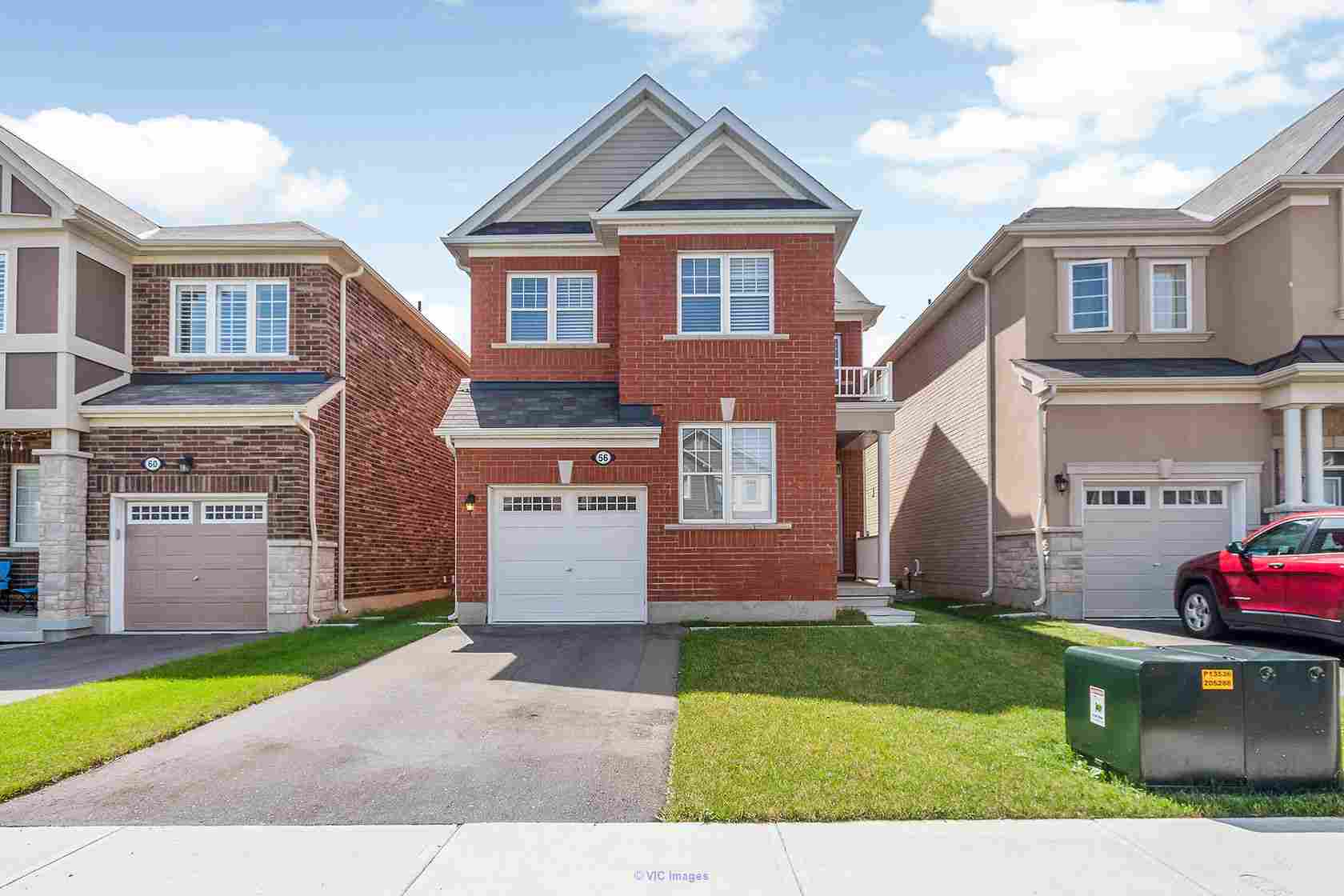 4 Bedroom Detach Home for Sale in Waterdown, Hamilton