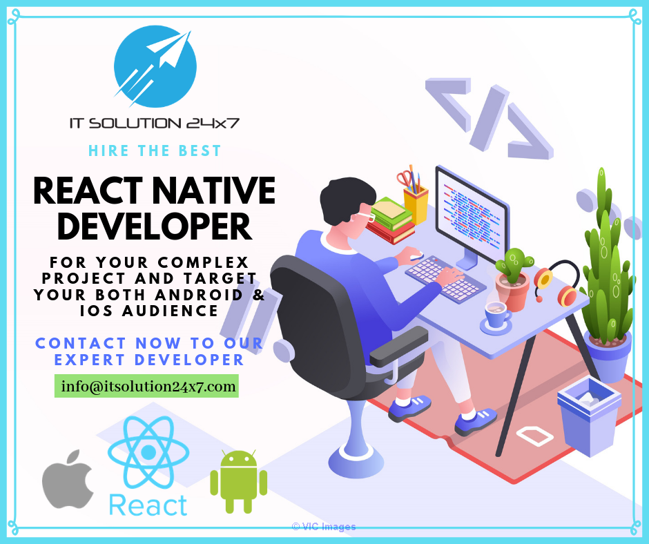 Hire the Best React Native Developers in Ontario toronto