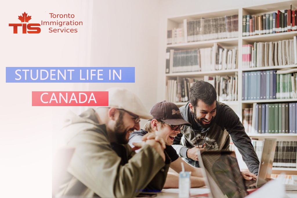 Student Life In Canada - Toronto Immigrations